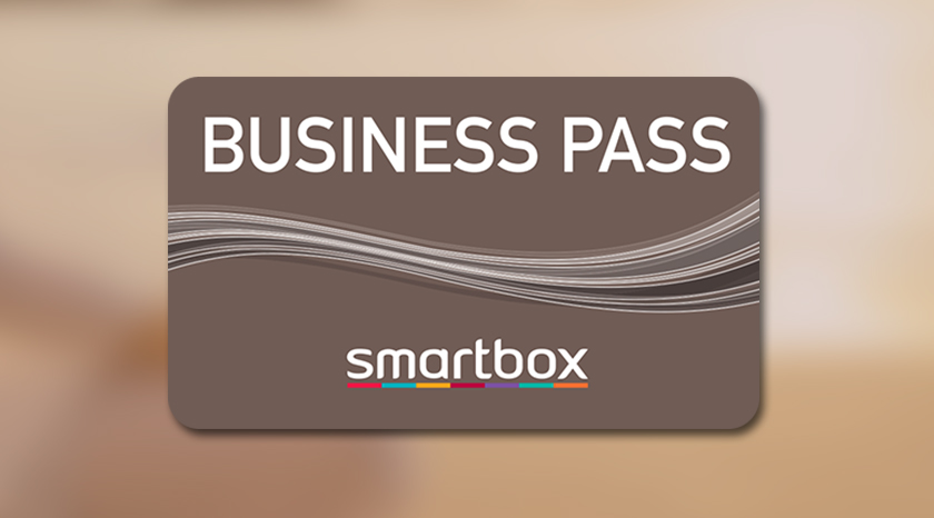 NOVITÀ NEL CATALOGO AMILON: LA GIFT CARD SMARTBOX BUSINESS PASS