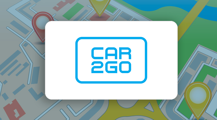 Car2go entra nel Catalogo Amilon