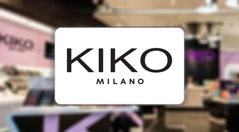 KIKO AMILON GIFT CARD