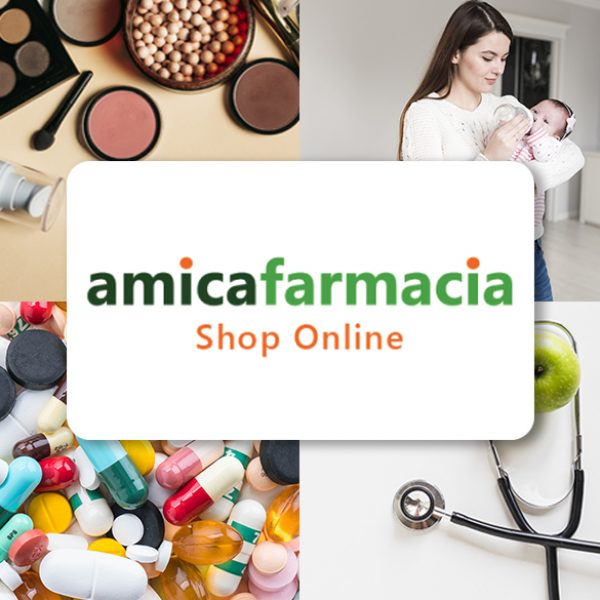 "Amicafarmacia: the new gift card for the ""healthcare"" category"