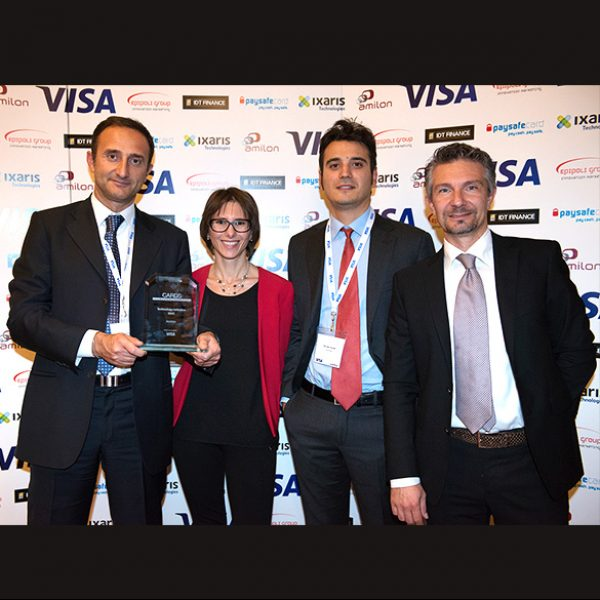 Amilon won the Best Technology Initiative