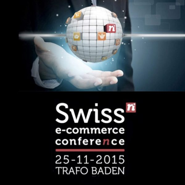 Amilon e Ecrm Italia  partecipano alla Swiss e-Commerce conference 2015