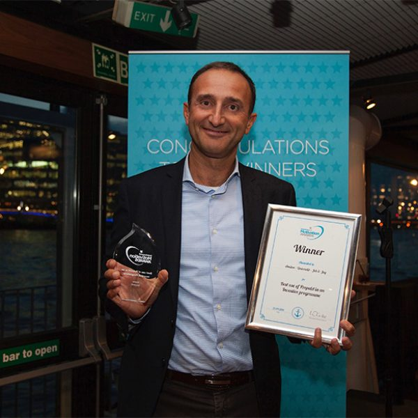 Amilon wins at the Incentive&Motivation awards