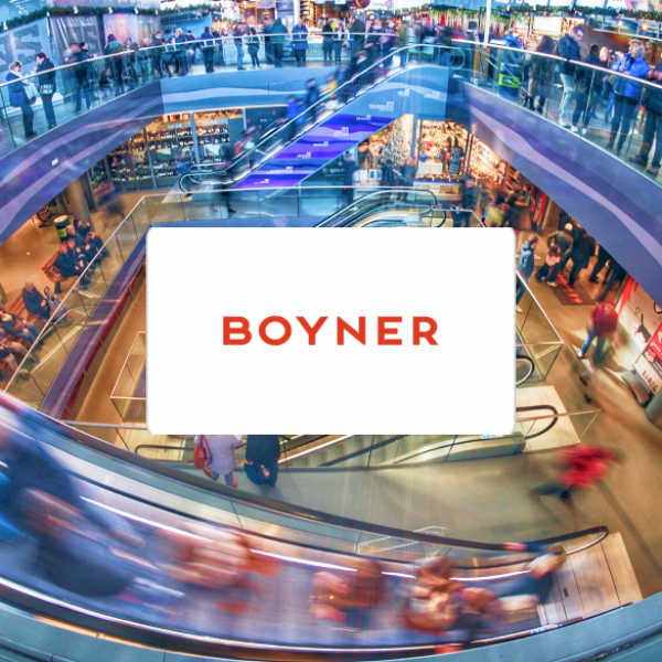 Boyner's gift card: Amilon reaches Turkey