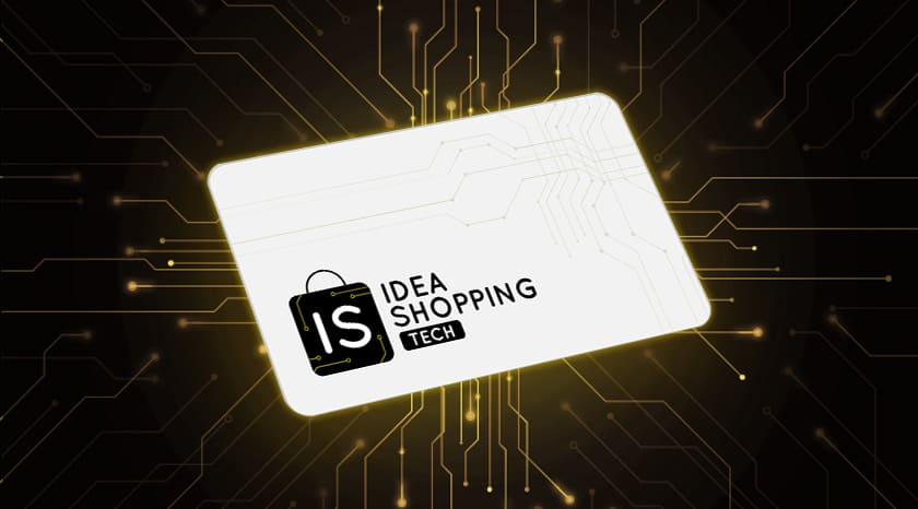 Idea Shopping Tech la gift card multi-brand per elettronica e tecnologia