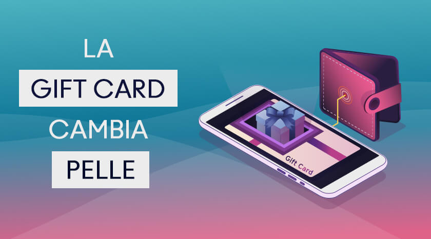 La gift card cambia pelle e diventa Branded Currency