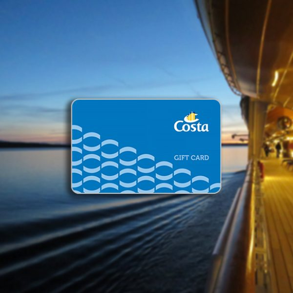 Costa Crociere: la gift card digitale per incredibili regali aziendali e ad amici arriva in tempo per l'estate